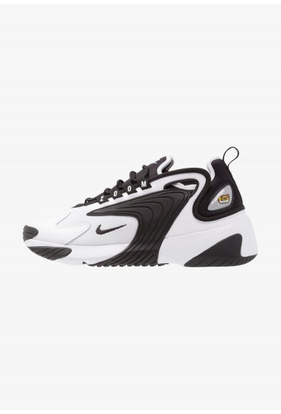 Nike ZOOM 2K - Baskets basses white/black