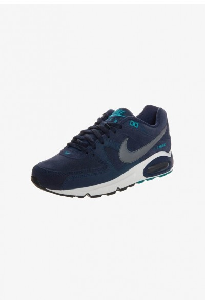 Nike AIR MAX COMMAND - Baskets basses midnight navy/cool grey