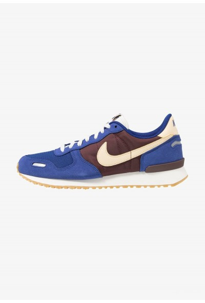 Nike AIR VORTEX - Baskets basses deep royal blue/pale vanilla/el dorado/sail/light brown/team orange