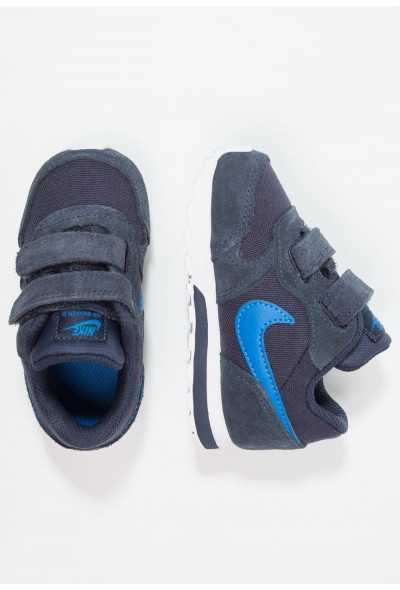 Nike MD RUNNER 2  - Chaussures premiers pas obsidian/blue/white