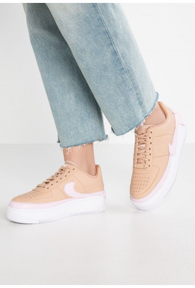 Black Friday 2019 - Nike AF1 JESTER XX - Baskets basses beige/pink force/white