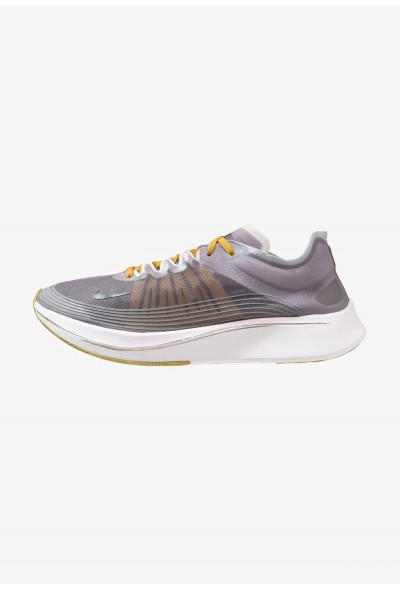 Nike ZOOM FLY SP - Chaussures de running compétition black/white