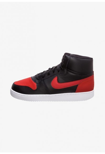 Nike HERREN - Baskets montantes black/ red