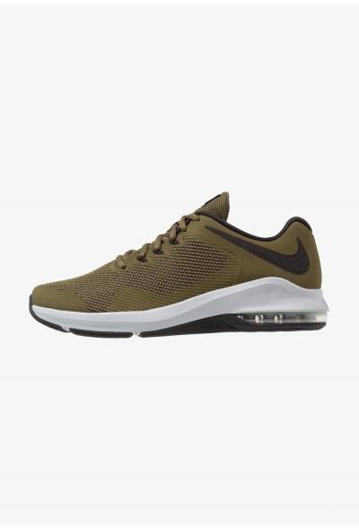 Nike AIR MAX ALPHA TRAINER - Chaussures d'entraînement et de fitness olive/black/olive flak/wolf grey