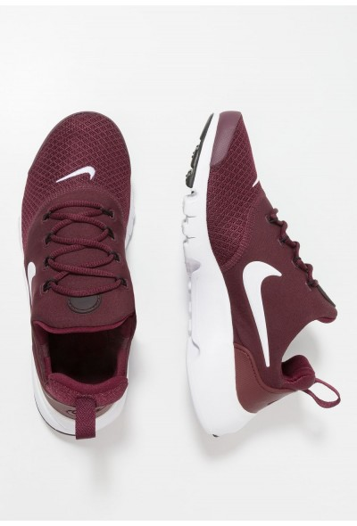 Nike PRESTO FLY - Baskets basses night maroon/white/black