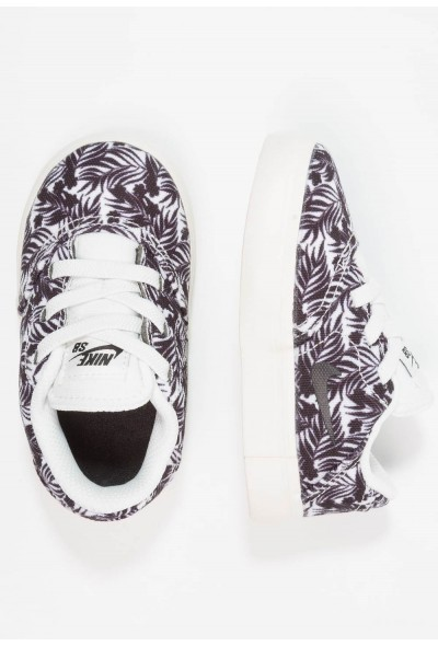 Nike CHECK - Mocassins summit white/black