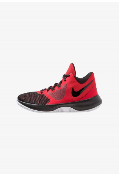 Nike AIR PRECISION II - Chaussures de basket university red/black/white