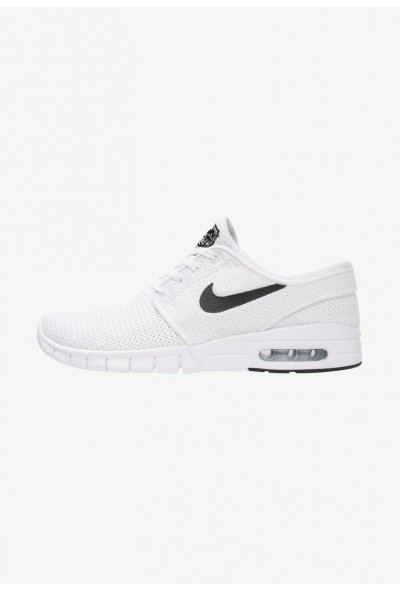 Nike STEFAN JANOSKI MAX - Baskets basses white/black