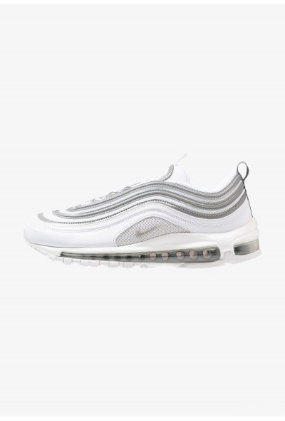 Nike AIR MAX 97 - Baskets basses white/reflect silver/wolf grey