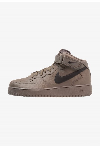 Nike AIR FORCE 1 MID '07 - Baskets montantes ridgerock/black