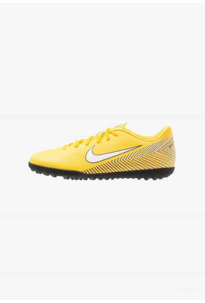 Black Friday 2019 - Nike MERCURIAL VAPORX 12 CLUB NJR TF - Chaussures de foot multicrampons amarillo/white/black