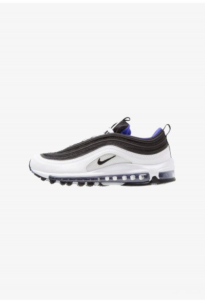 Nike AIR MAX 97 - Baskets basses white/black/persian violet