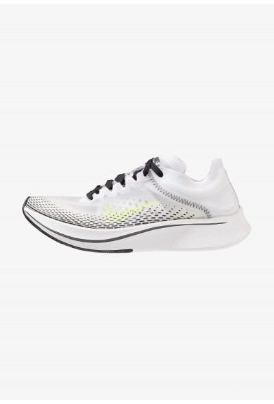 Nike ARTIST ZOOM FLY SP FAST - Chaussures de running neutres white/volt/black