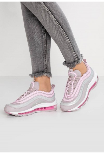 Nike AIR MAX 97 LUX - Baskets basses violet ash/psychic pink