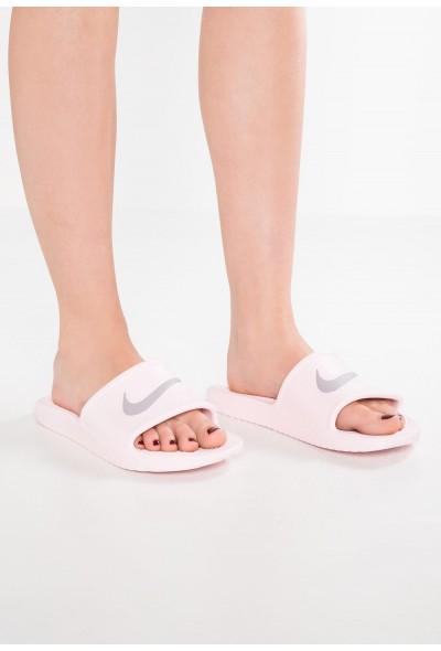 Nike KAWA SHOWER - Sandales de bain arctic pink/atmosphere grey