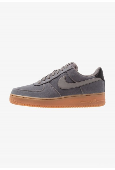 Nike AIR FORCE 1 '07 LV8 STYLE - Baskets basses flat pewter/medium brown/black