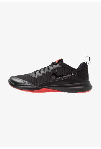 Black Friday 2019 - Nike LEGEND TRAINER - Chaussures d'entraînement et de fitness black/bright crimson
