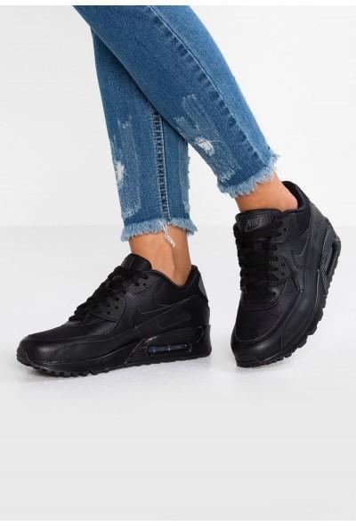Nike AIR MAX - Baskets basses black