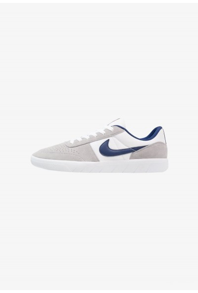 Nike TEAM CLASSIC - Baskets basses wolf grey/game royal/white/team orange