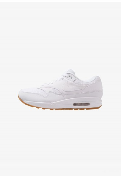 Nike AIR MAX 1 - Baskets basses white/medium brown