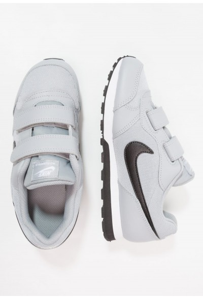 Nike MD RUNNER 2 - Baskets basses wolf grey/black/white