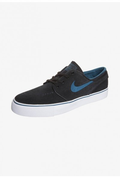 Nike ZOOM STEFAN JANOSKI - Baskets basses - black/blue force black/blue force-white
