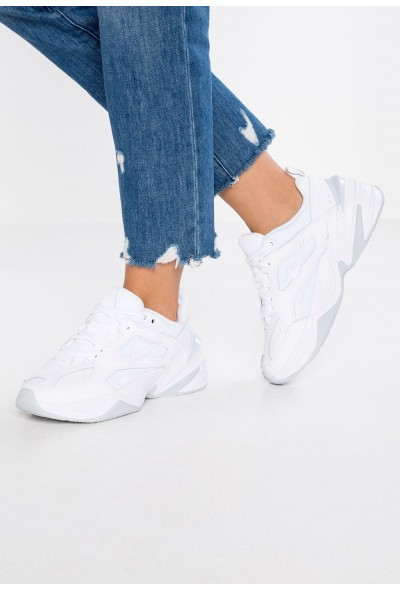 Nike M2K TEKNO - Baskets basses white/pure platinum