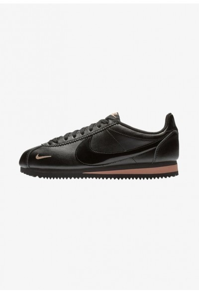 Nike CORTEZ - Baskets basses black/rose gold