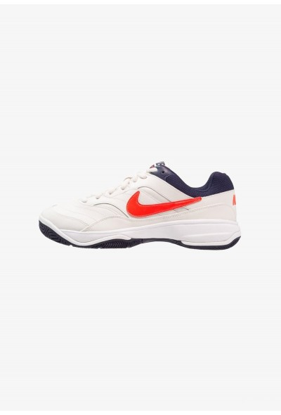 Black Friday 2019 - Nike COURT LITE - Baskets tout terrain phantom/bright crimson/white/blackened blue