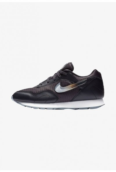 Nike OUTBURST PRM - Baskets basses black/grey