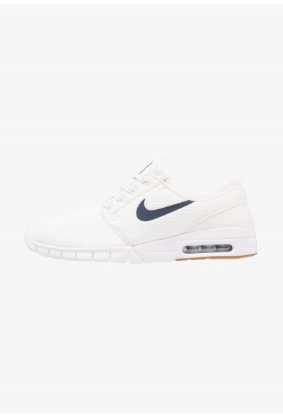 Nike STEFAN JANOSKI MAX - Baskets basses summit white/thunder blue/medium brown/white