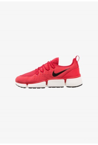 Nike POCKET FLY - Baskets basses university red/black/gym red/sail
