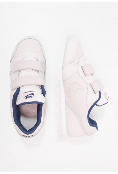 Nike MD RUNNER 2 - Baskets basses barely rose/navy/white