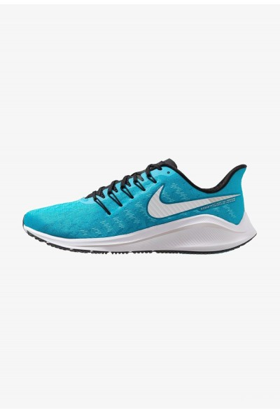 Nike AIR ZOOM VOMERO  - Chaussures de running neutres blue lagoon/white/black/vast grey