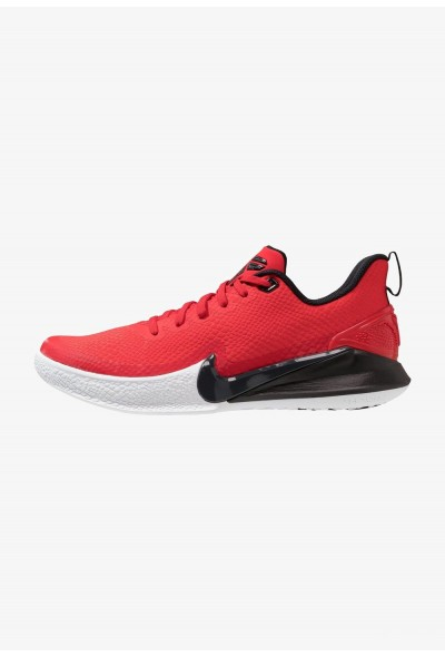 Nike MAMBA FOCUS - Chaussures de basket university red/anthracite/black/white