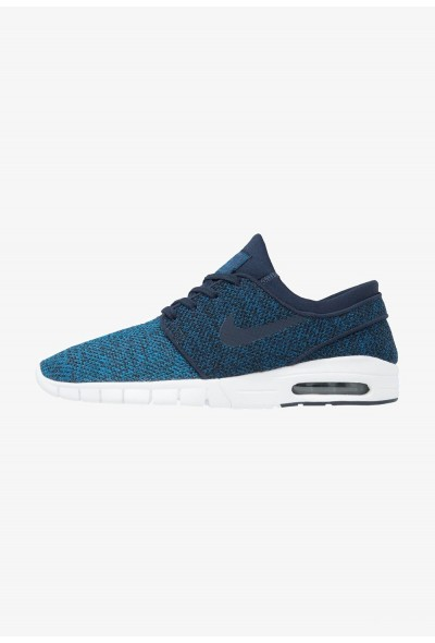 Nike STEFAN JANOSKI MAX - Baskets basses industrial blue/obsidian/photo blue