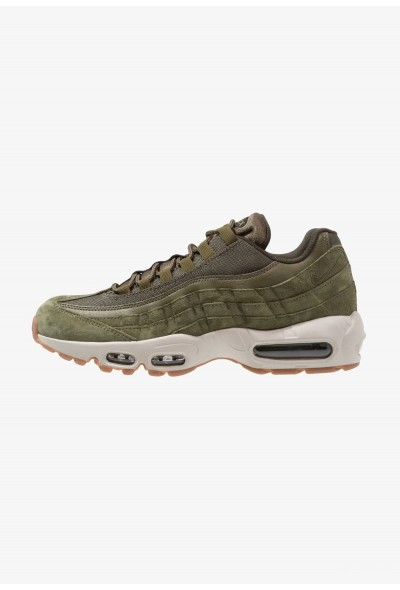 Nike AIR MAX 95 SE - Baskets basses olive/sequoia/light bone/black/medium brown