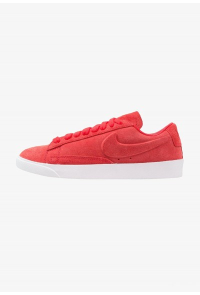 Nike BLAZER LOW SD - Baskets basses speed red/white