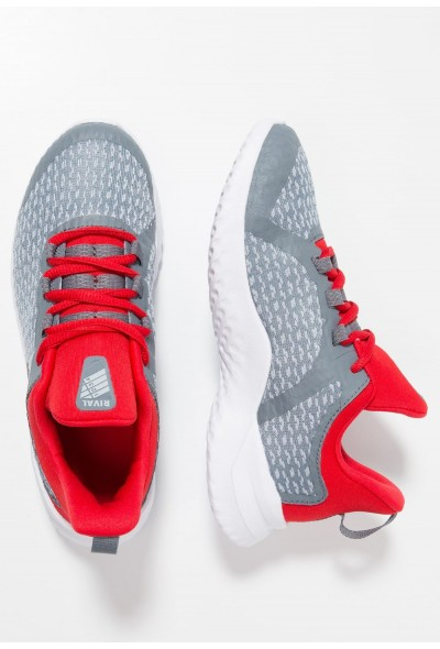 Black Friday 2019 - Nike RIVAL - Chaussures de running neutres cool grey/black/red orbit