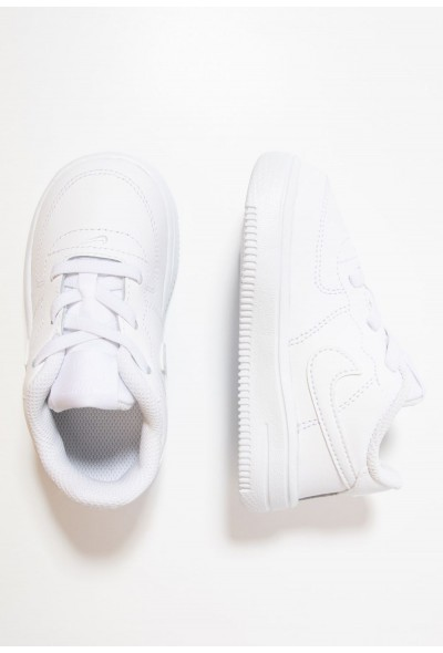 Nike FORCE 1 18 - Chaussures premiers pas white
