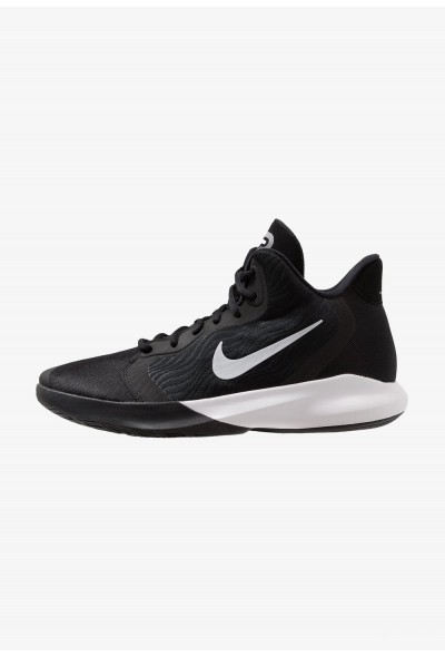 Nike PRECISION III - Chaussures de basket black/white