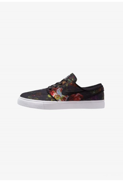 Nike ZOOM STEFAN JANOSKI - Baskets basses multicolor/black/white/light brown