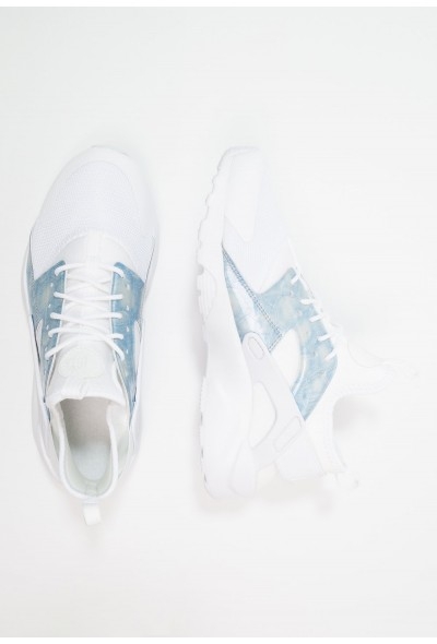 Nike AIR HUARACHE RUN ULTRA - Baskets basses white/royal tint