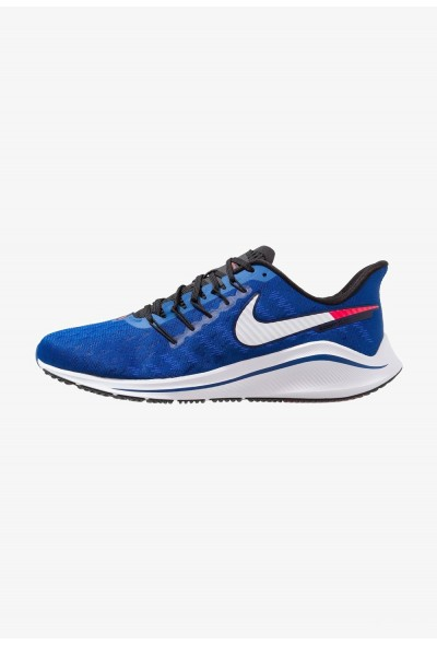Nike AIR ZOOM VOMERO  - Chaussures de running neutres indigo force/photo blue/red orbit/blue void/white