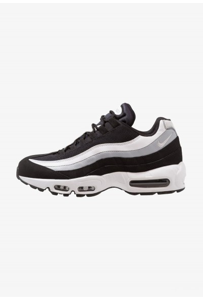 Nike AIR MAX 95 ESSENTIAL - Baskets basses black/white/wolf grey