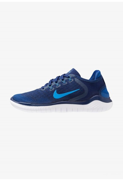 Nike FREE RN 2018 - Chaussures de course neutres blue void/photo blue/indigo force/red orbit