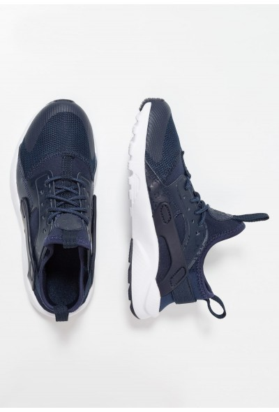 Nike HUARACHE RUN ULTRA (PS) - Baskets basses obsidian/white