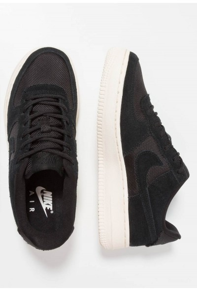 Nike AIR FORCE 1 - Baskets basses black/pale ivory