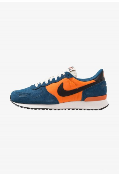 Nike AIR VORTEX - Baskets basses blue force/black/clay orange/sail/team orange
