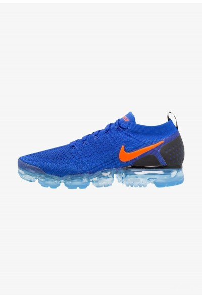 Nike AIR VAPORMAX FLYKNIT - Chaussures de running neutres racer blue/total crimson/black